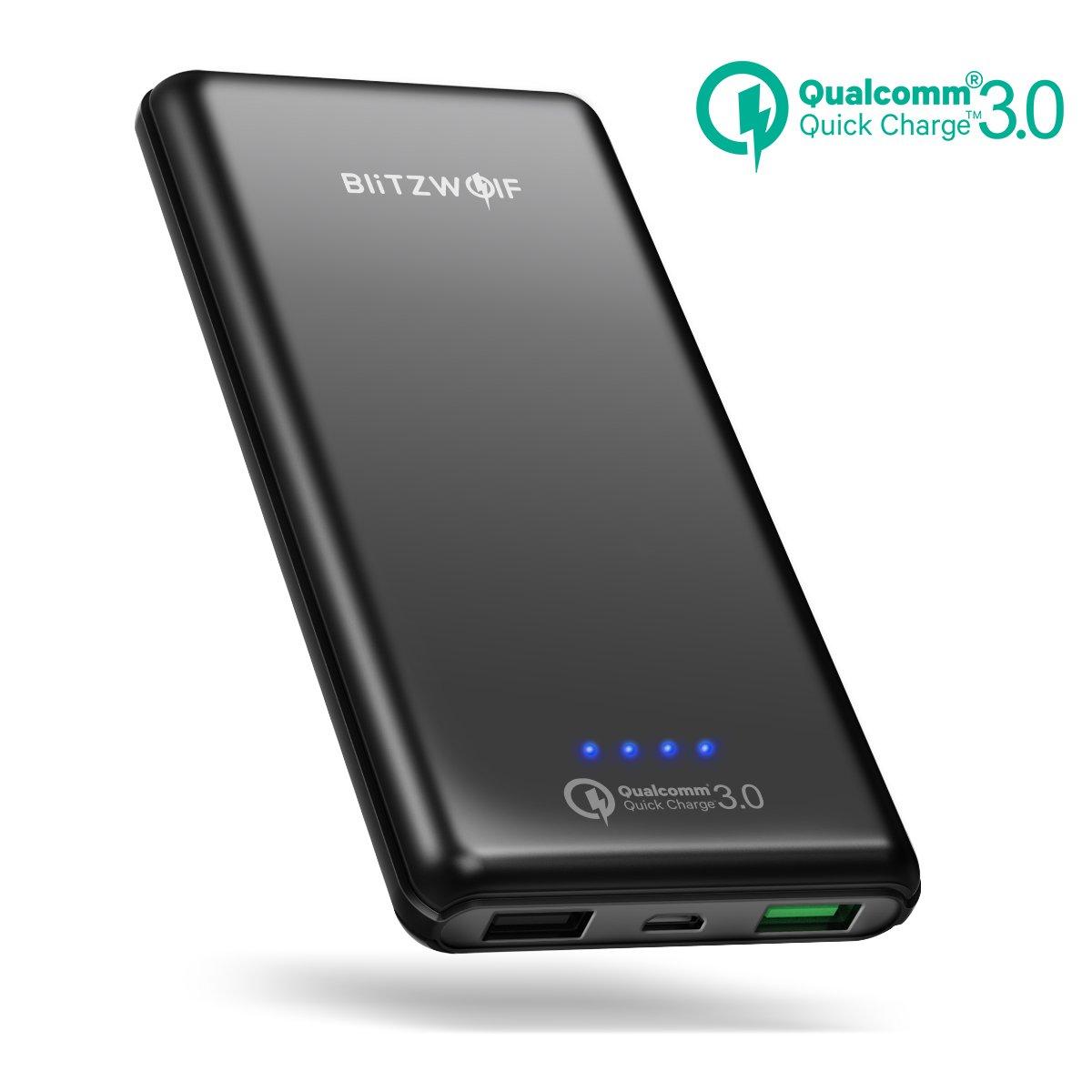 BlitzWolf QuickCharge 3.0 10000mah